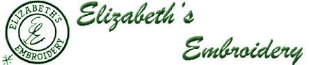 Elizabeths Embroidery